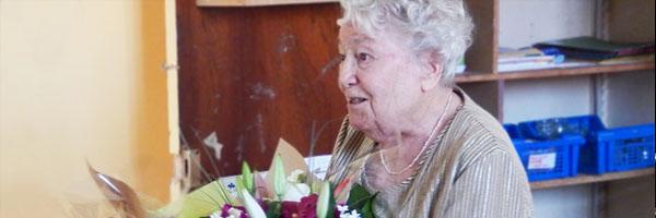 Madeleine Ginisty