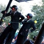 Les funambules déjantés Mister&Mister Twin