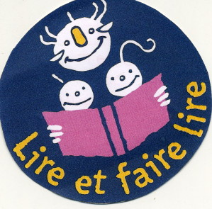 Logo Lire et Faire Lire