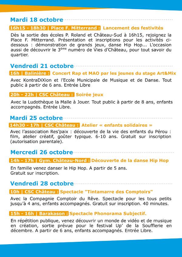 Programme RythmEnCité #4