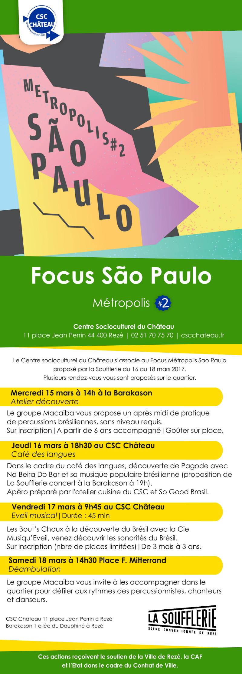 Focus Sao Paulo