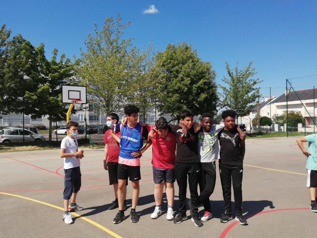 Les organisateurs gagnent le tournoi de foot !