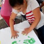 Ateliers durant la Caravane de l'Été pour la Soirée Culture(s) du Monde