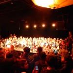 Chorale des élèves du Groupe Scolaire Pauline Roland à la Barakason