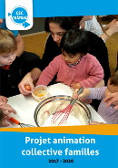Projet animation collective familles
